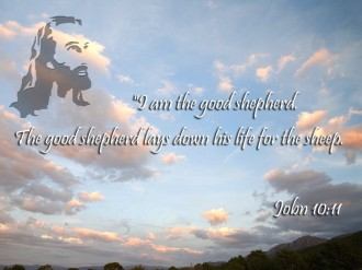 Good Shepherd Wallpaper