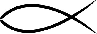 Christian Fish Symbol