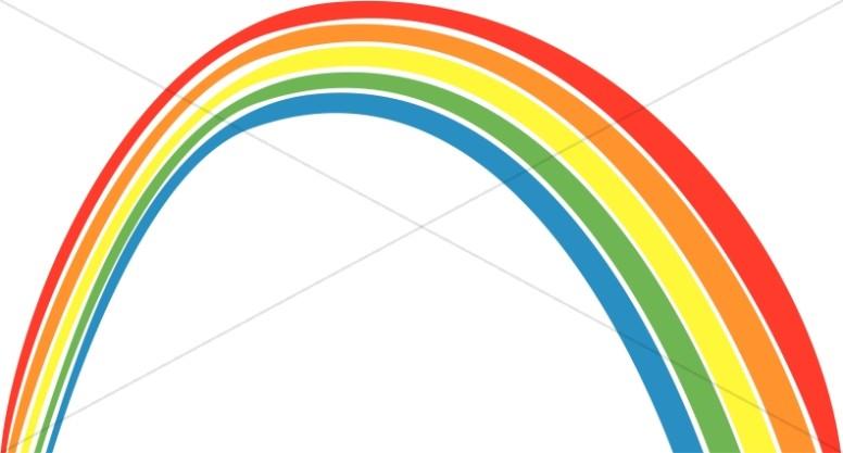 Bold Rainbow