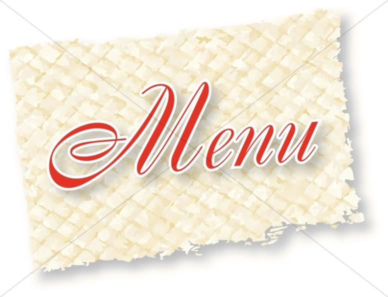 Fancy Menu Label