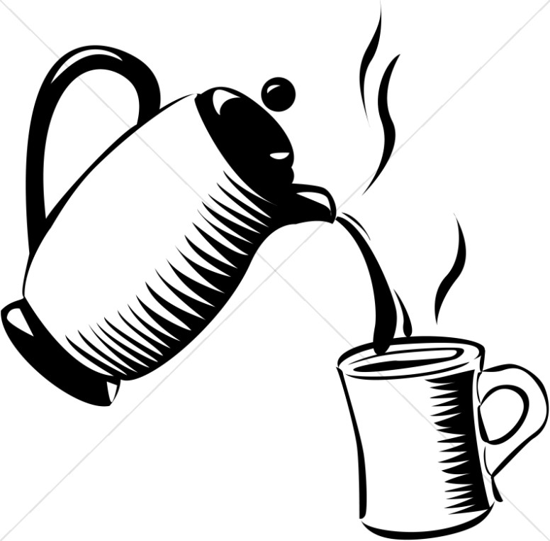 'Coffee's On' Image