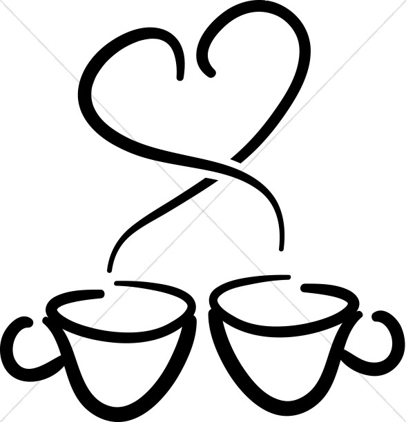 Loving Cups Clipart