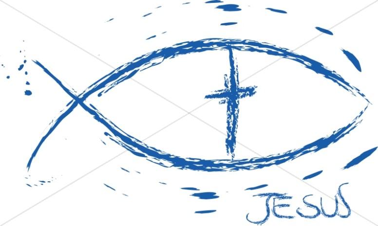 Ichthus Symbol