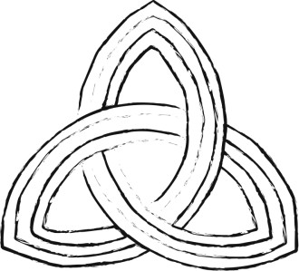 Celtic Trinity Knot
