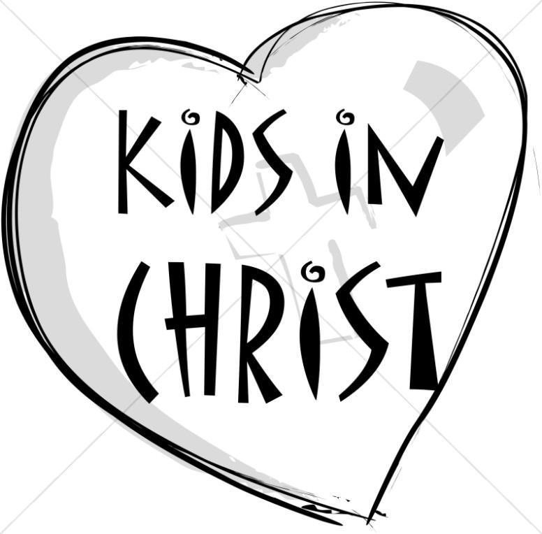 Kids In Christ Heart