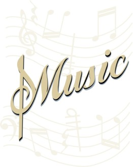 Music Background Clipart