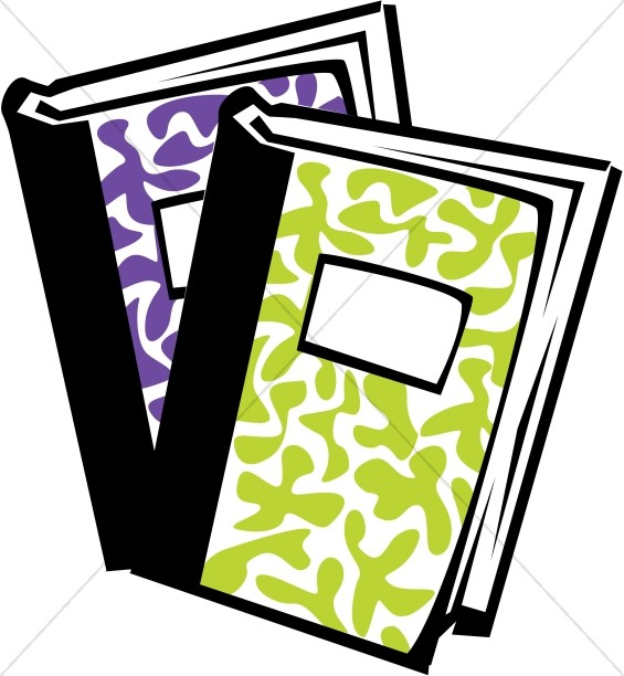 notebook cover clipart - photo #13