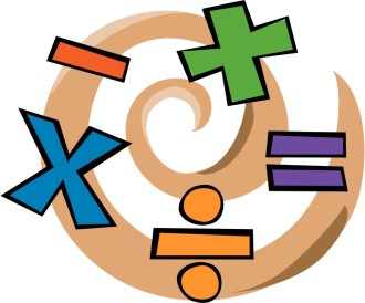 Math Symbol Clipart