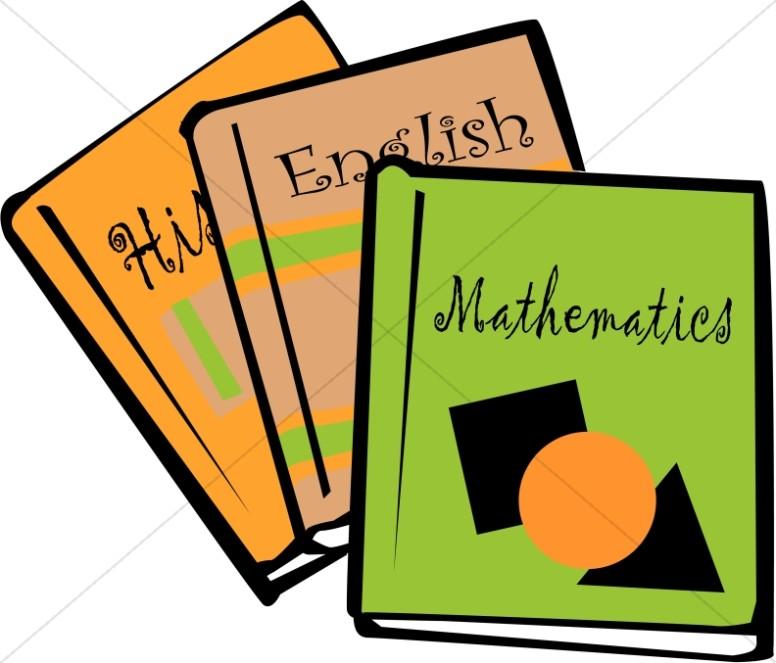 School Classroom Textbooks