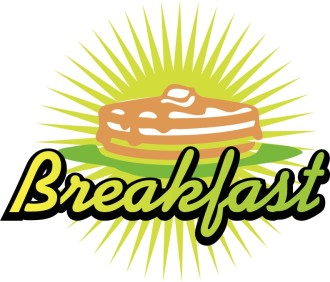 Pancake Breakfast Clip Art