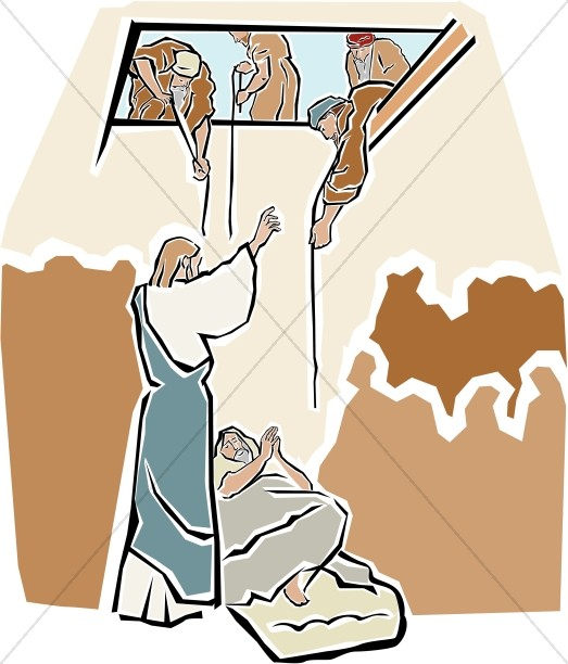 clipart of jesus healing - photo #43