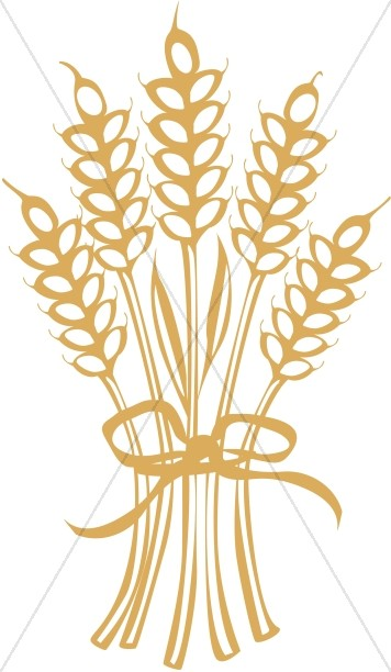 Ornamental Wheat Bouquet