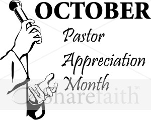 Pastor Appeciation Word Art