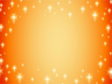 Orange and Gold with Bright Crosses