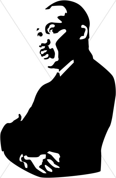 Martin Luther King Jr. Arms Folded