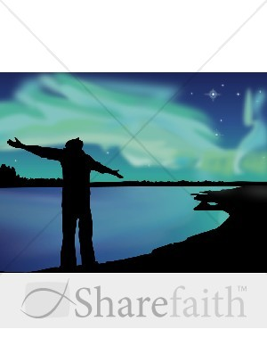 Praises under the Night Sky