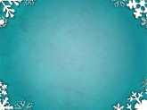 Antique Green with Snowflake Corners