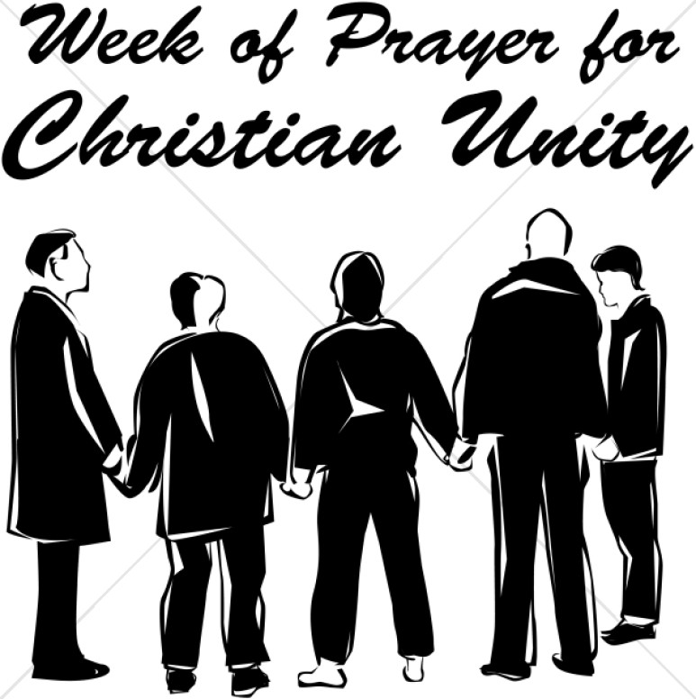 Week of Prayer in Black and White
