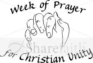 Praying for Christian Unity in Black and White