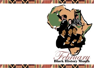 Black History Month Program Cover