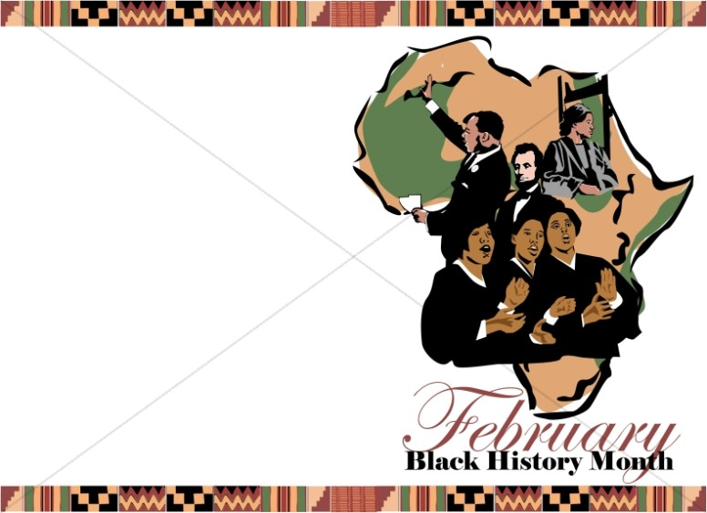 black history clip art pictures - photo #29