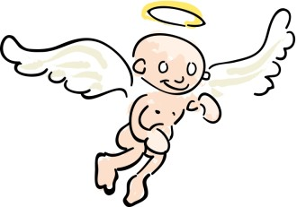 Baby Clipart Angel