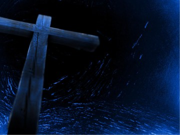 Experience the Cross in Blue
