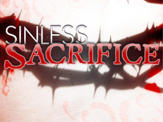 Sinless Sacrifice
