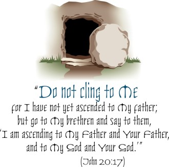 Do Not Cling to Me at the Empty Tomb