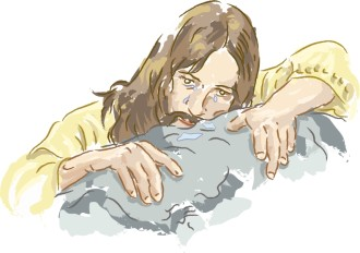 Jesus Supplicates in Gethsemane