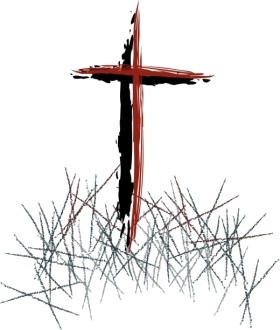 Colored Sketched Cross