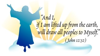 Jesus Word Art