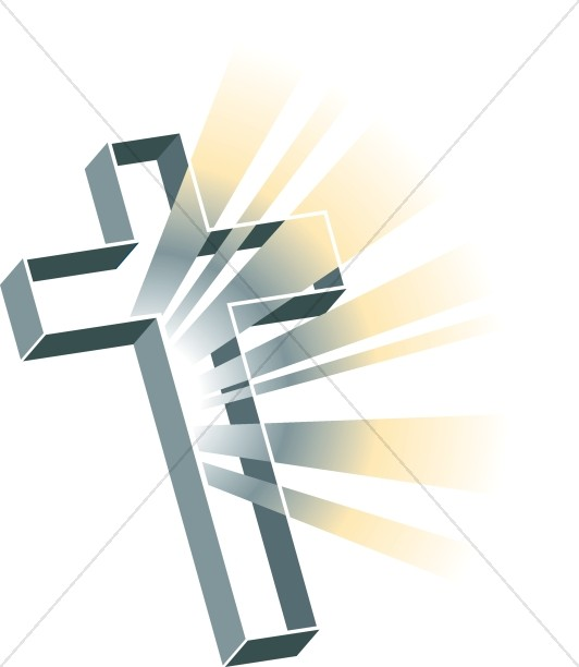 Multidimensional Gray Cross with Rays