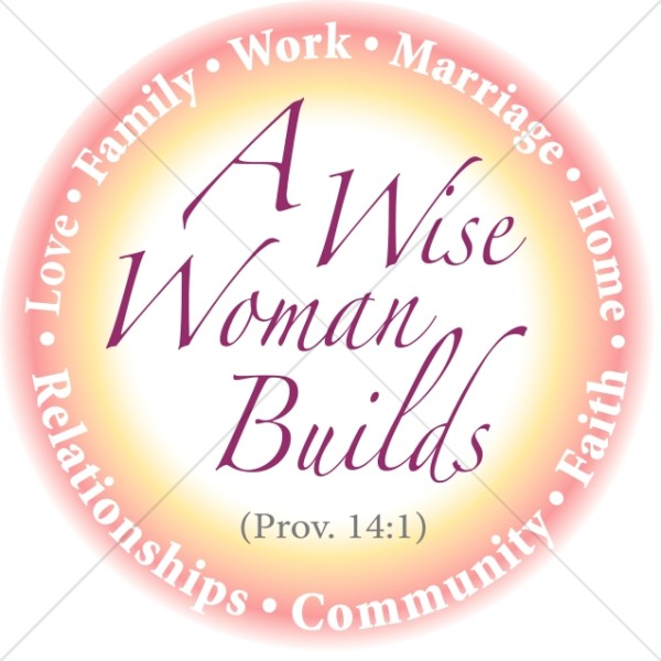 Wise Woman Builds in Pink
