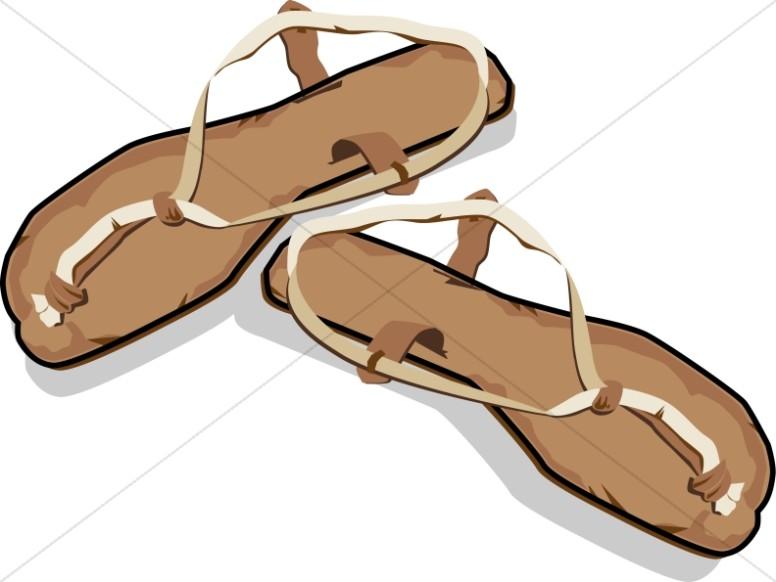 Sandals for Preparation