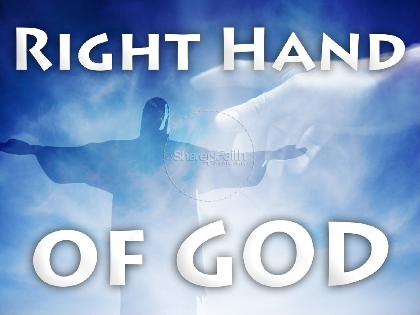 Right Hand of God