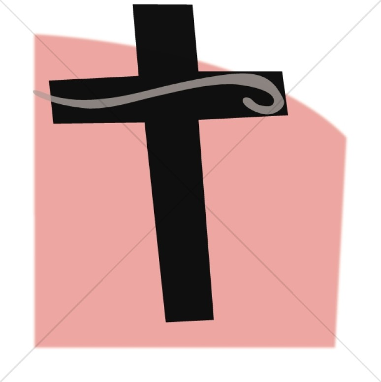 Cross with Pink