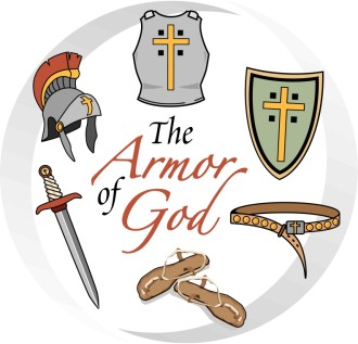 Armor of God Encircled