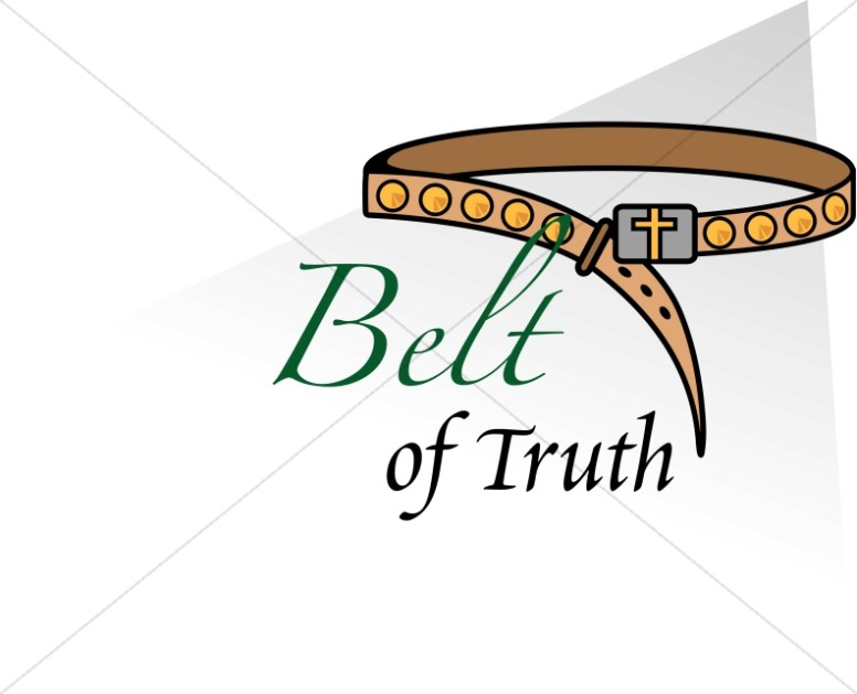Belt of Truth with Words