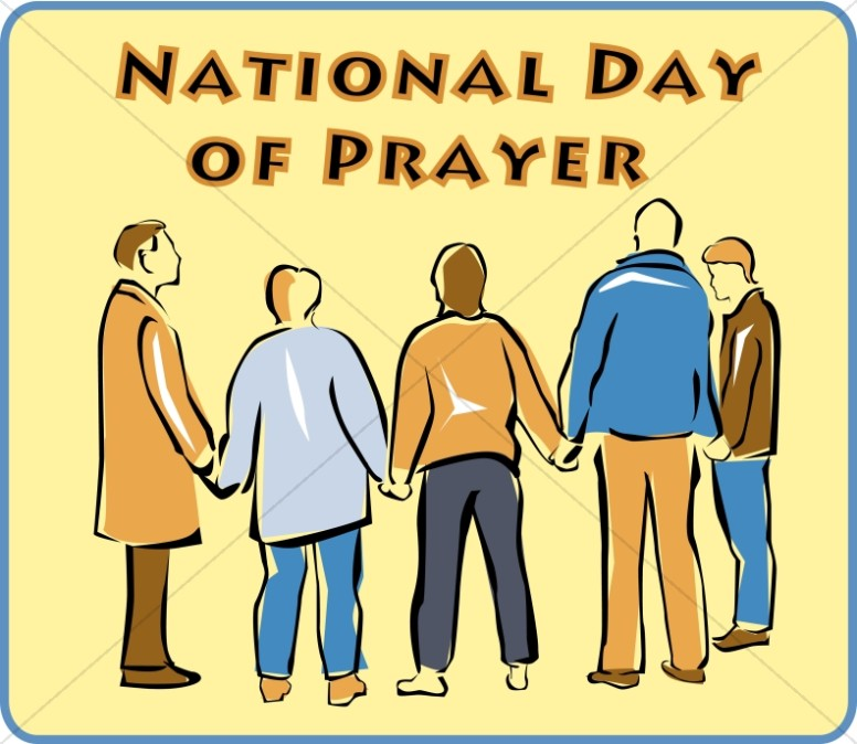 National Day of Prayer with Box