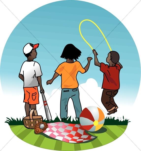 Playful Children in Summer | Vacation Bible School (VBS ...