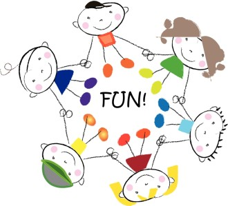 Fun Circle of Kids