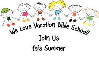 Vacation Bible School Kids