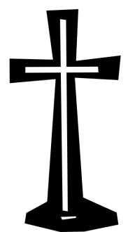 Pedestal Cross