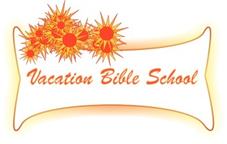 Vacation Bible School Banner