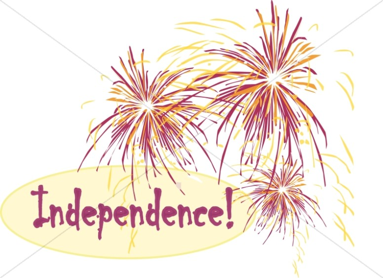 Independence and Fireworks