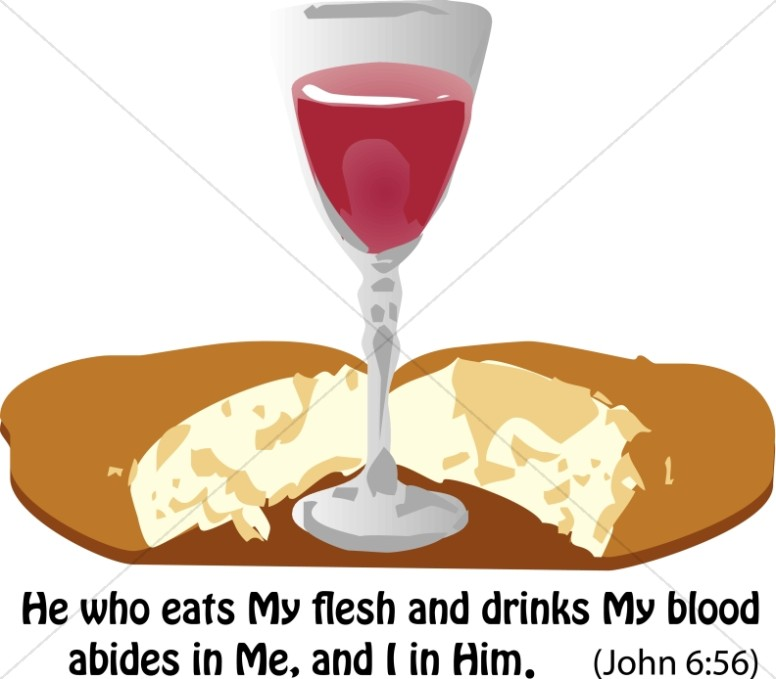 Communion Clipart, Communion Graphics, Communion Images - Sharefaith