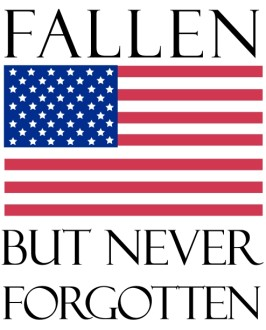 Fallen But Never Forgotten