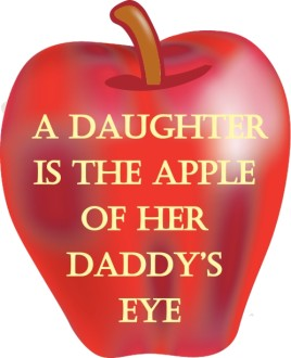 Apple of Daddys Eye