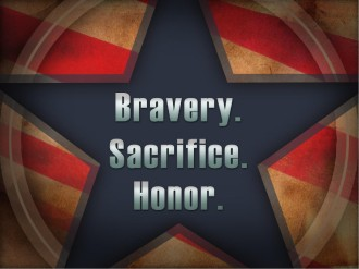 Bravery Sacrifice and Honor